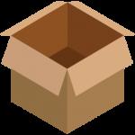 scatola aperta